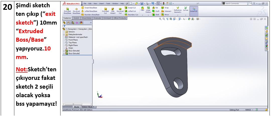 how to change material in solidworks 2014
