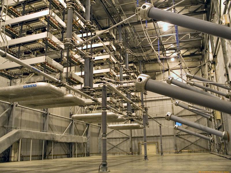 High Voltage Direct Current Supergrids : Hvdc high voltage direct current