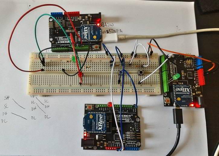 Primeros pasos con Arduino Arduinocl
